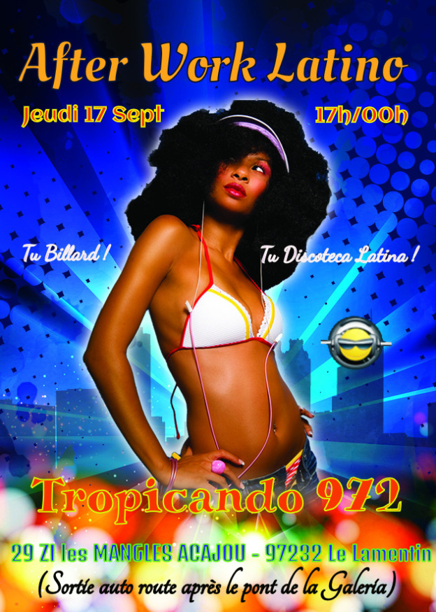 after work latino 17 sept