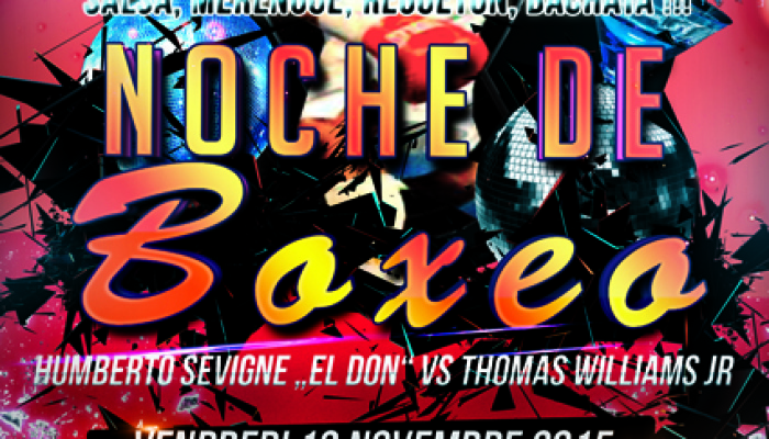NOCHE DE BOXEO EN TROPICANDO 972 « TU BAR CLUB LATINO »