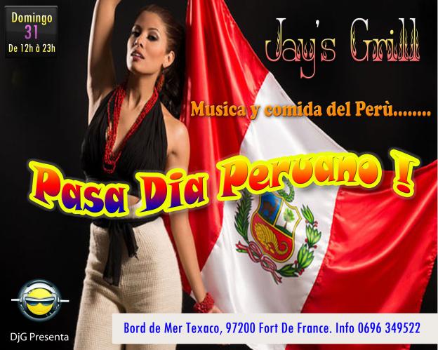 rumba peruana